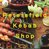 Petersfield Kebab Shop